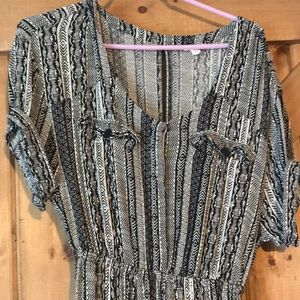 Urban Outfitters * vintage vibe dress